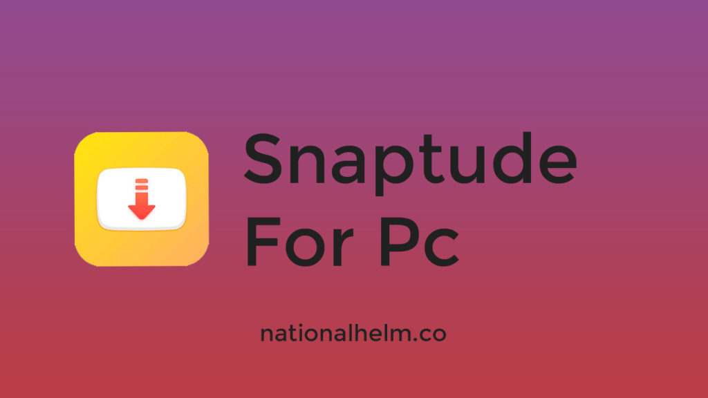 snaptude for pc